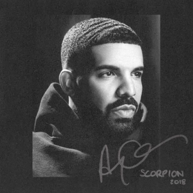 "Notable Track: ""   Nonstop"", ""In My Feelings"", ""I'm Upset"""